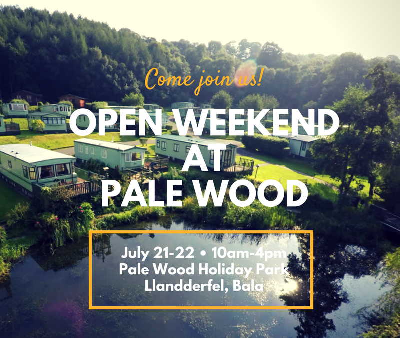 The Pale Wood Open Day