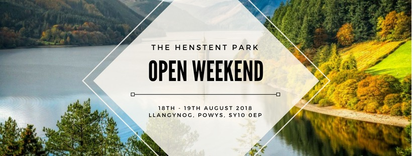 The Henstent Park Open Weekend