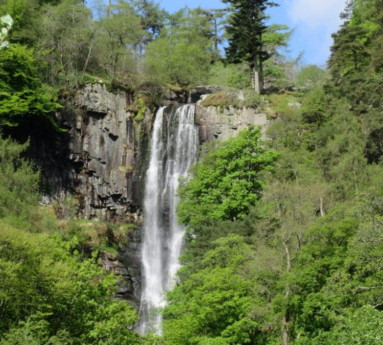 Pistyll Rhaeadr – One of the Seven Wonders of Wales