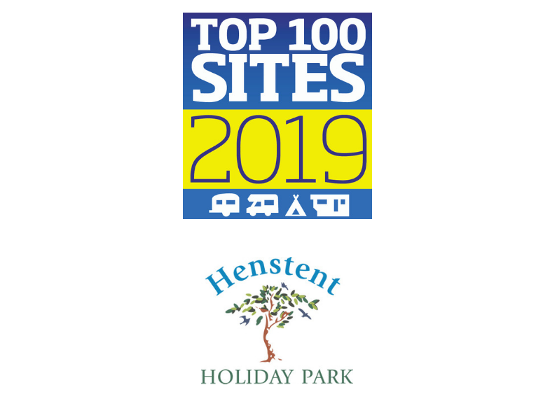 Henstent Park Named in Top 100 Sites 2019!