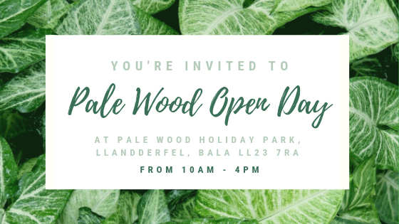 Sister Park Pale Wood Open Weekend 2019