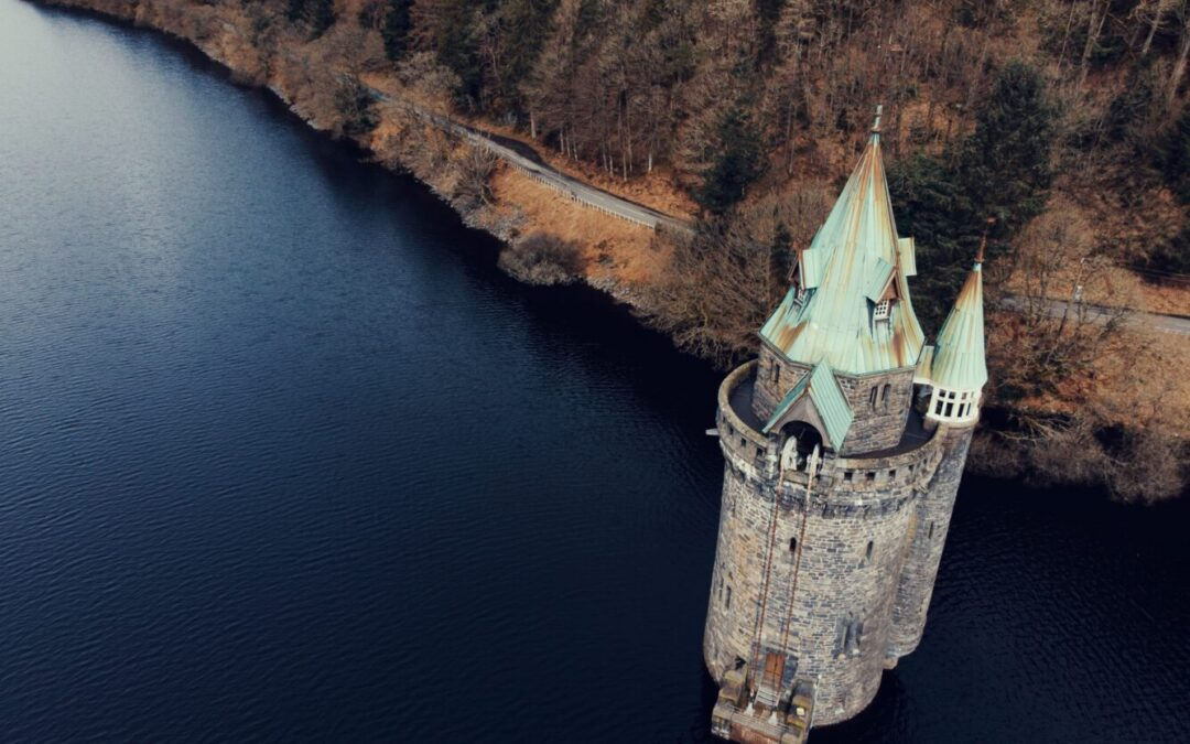 Lake Vyrnwy – Walking, Picnics and So Much More